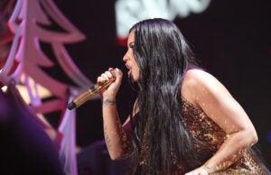 Demi Lovato 102.7 KIIS FM's Jingle Ball