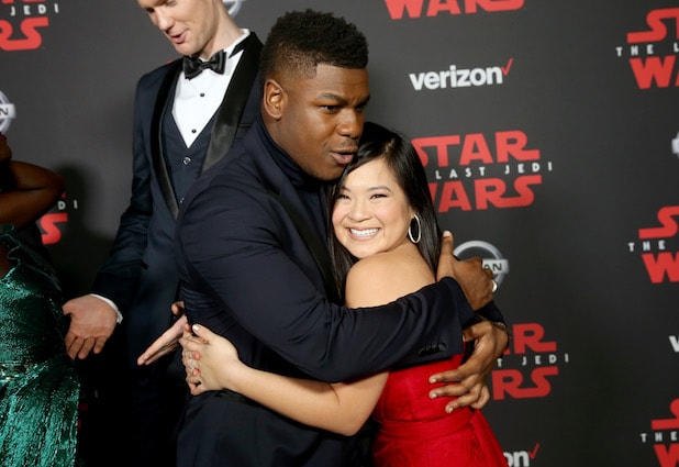 Watch The Last Jedi's Kelly Marie Tran Audition With John Boyega