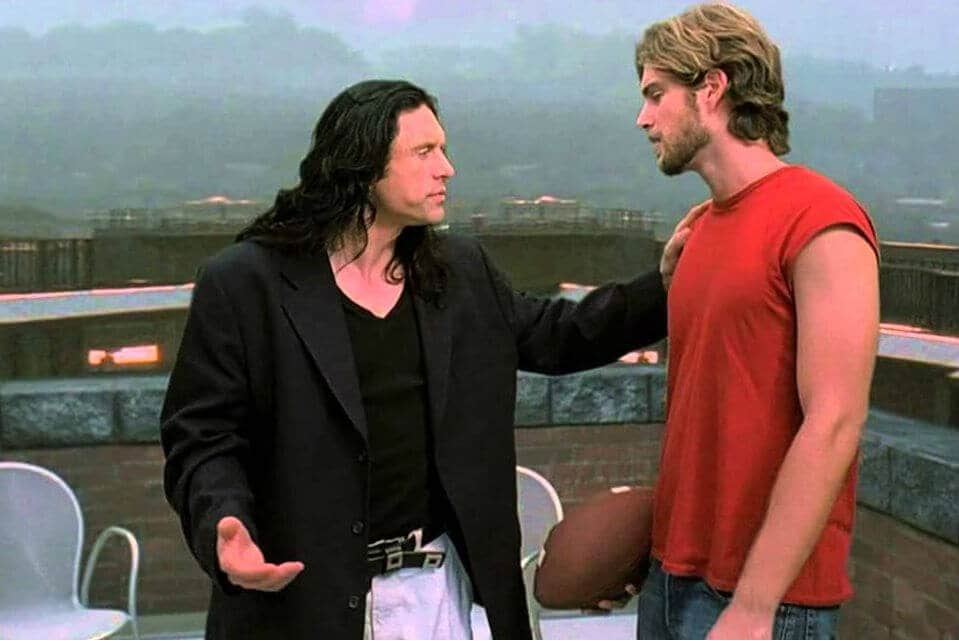 Greg Sestero The Disaster Artist The Room Tommy Wiseau