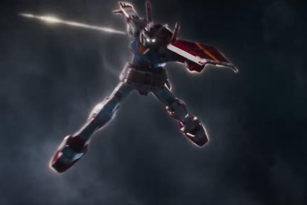 Ready Player One Gundam