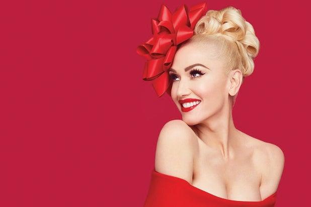 Gwen Stefani NBC Christmas Special