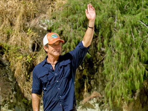 Jeff Probst Survivor