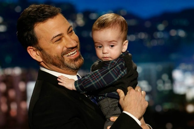 Jimmy Kimmel Son Billy
