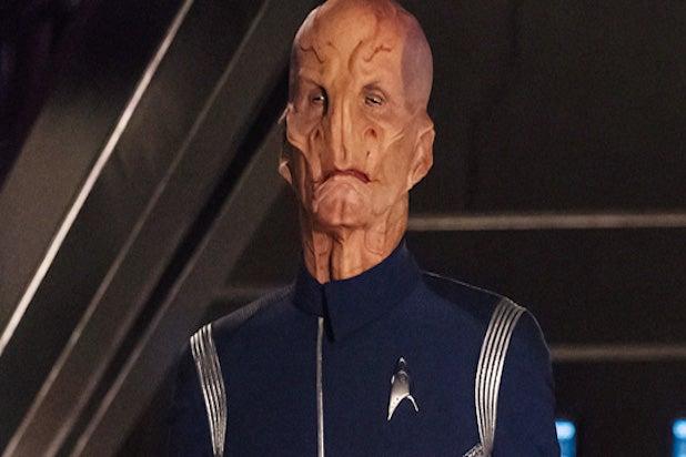 Doug Jones Star Trek solo