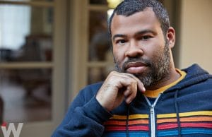 Jordan Peele photographed by Corina Marie for TheWrap