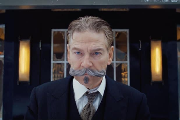 Kenneth Branagh Murder on the Orient