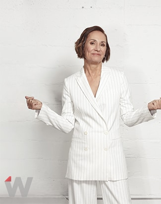 Laurie Metcalf, Cover Story