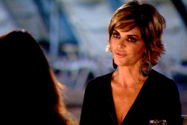 Real Housewives of Beverly Hills Lisa Rinna