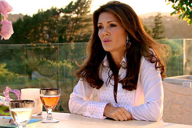 Real Housewives of Beverly Hills Lisa Vanderpump