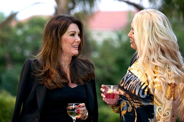 The Real Housewives of Beverly Hills Lisa Vanderpump