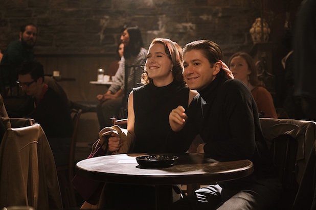 The Marvelous Mrs  Maisel' Star Michael Zegen On His Character