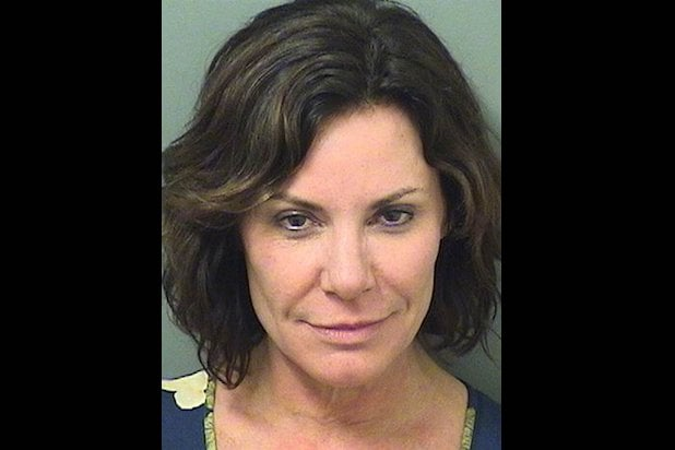 Real housewives star luann de lesseps charged with felony over luann de lesseps mugshot thecheapjerseys Image collections