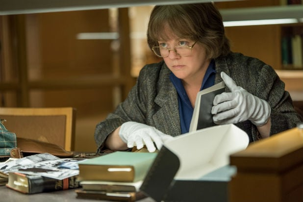 Melissa McCarthy Lee Isreal Can You Ever Forgive Me