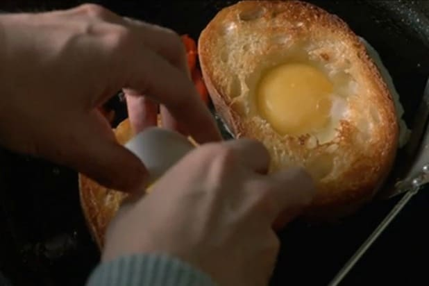 Moonstruck Eggs In A Hole