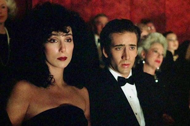 Moonstruck Nicolas Cage Cher Opera