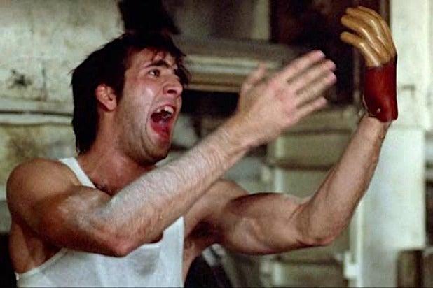 Moonstruck Nicolas Cage Hand