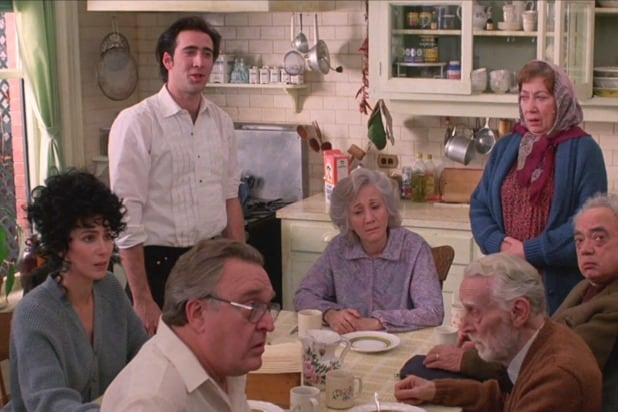 Moonstruck Kitchen cast