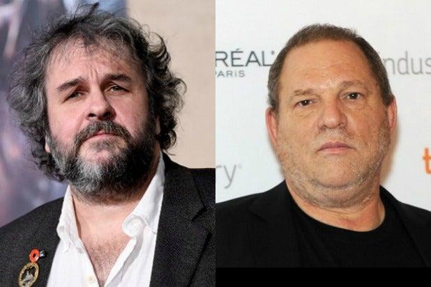 Peter Jackman Harvey Weinstein