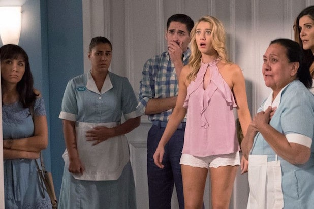 Petra Anezka Yael Grobglas Jane the Virgin