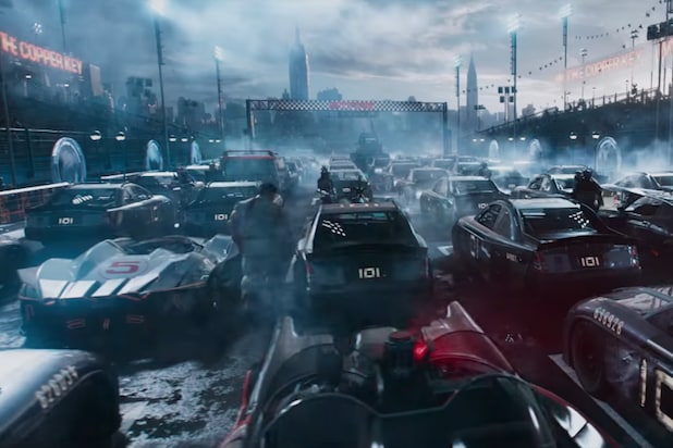 Ready Player One Cars