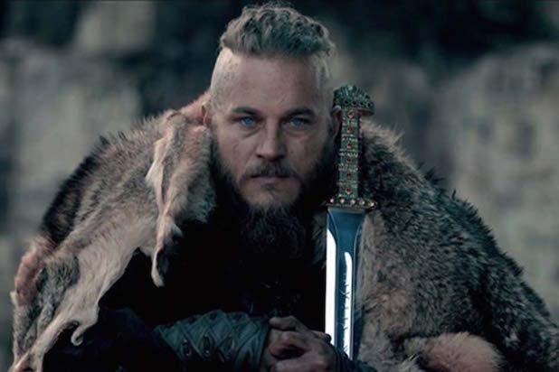 Ragnar Lothbrok Vikings