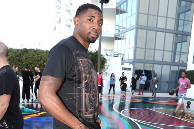 Roger Mason Jr. attends The House Of Remy Martin