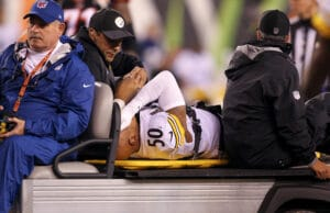 Ryan Shazier Pittsburgh Steelers