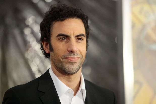 Sacha Baron Cohen to Star in Netflix Limited Series 'The Spy'