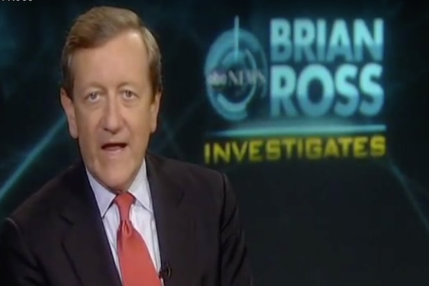 abc news suspends brian ross for 4 weeks without pay