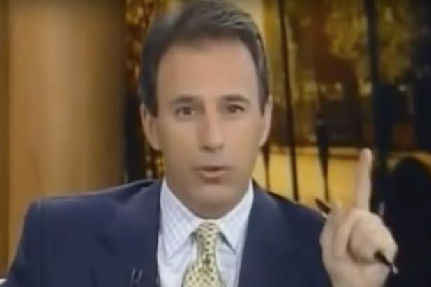 Matt Lauer 9/11