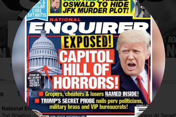 Hudson News CEO James Cohen to Buy National Enquirer for $100 Million (Report)