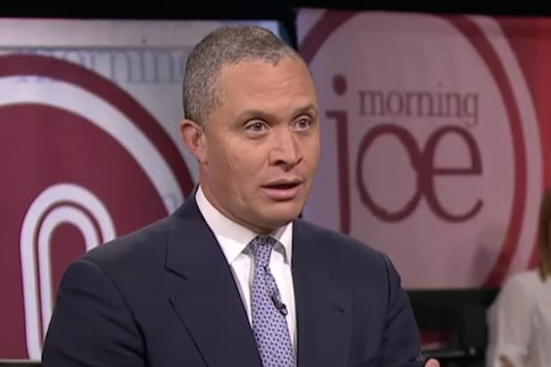 Harold Ford Jr. 'Won't Be a Guest on MSNBC' During Misconduct Investigation