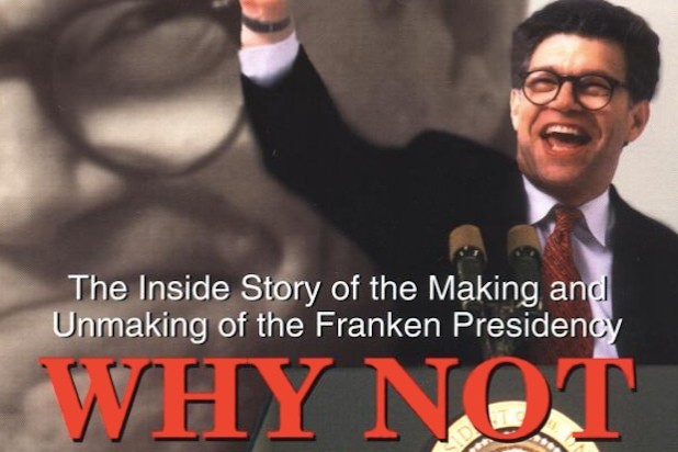 Al Franken Joked in 1999 That Sex Scandal Would Destroy Him