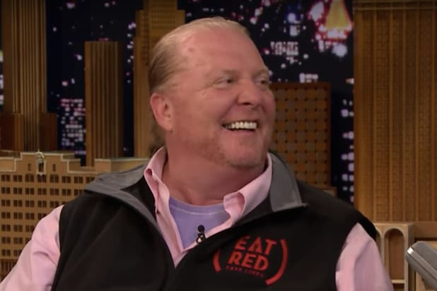 Mario Batali Steps Down from Restaurant Empire Amid Sexual Harassment Allegations