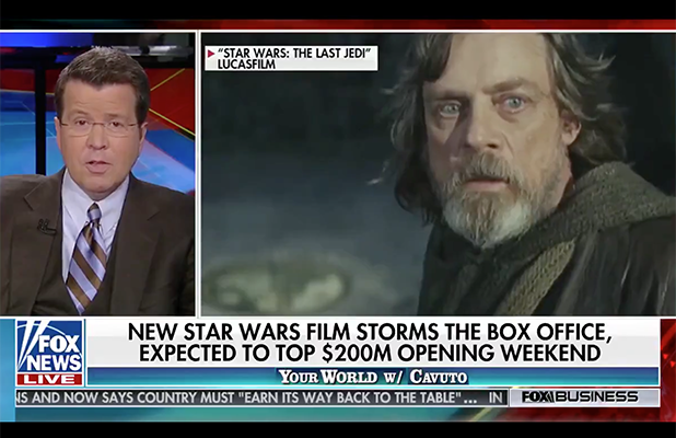 Neil Cavuto Star Wars