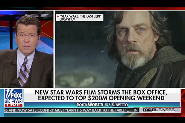 Neil Cavuto Star Wars