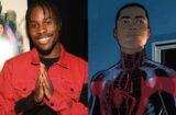 Shameik Moore Miles Morales Spider-Man