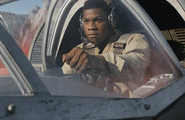 Star Wars The Last Jedi John Boyega