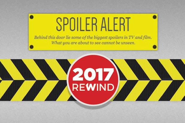 TV Spoilers 2017