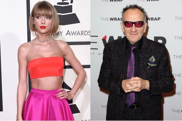 Taylor Swift Elvis Costello
