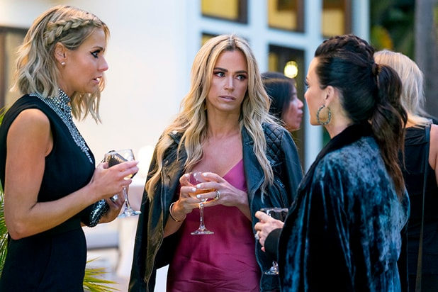 The Real Housewives of Beverly Hills Teddi