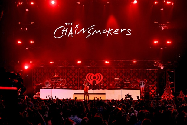 The Chainsmokers Jingle Ball