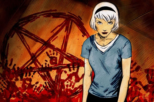 Sabrina the Teenage Witch' Horror Series Moves From CW to