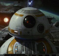 The Last Jedi BB-8