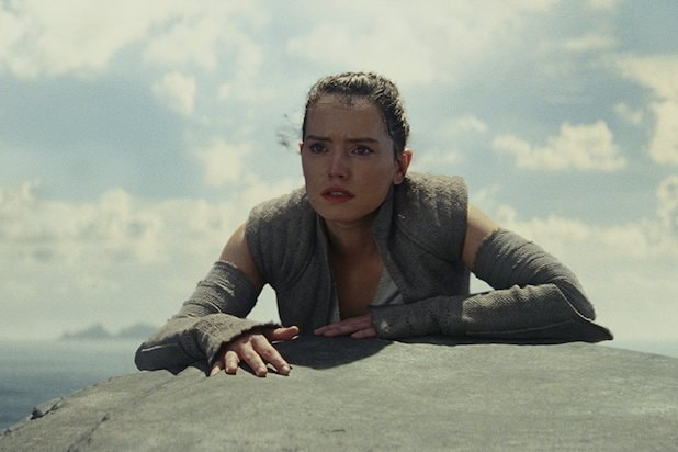 The Last Jedi Daisy Ridley