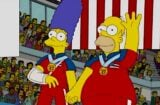 The Simpsons Olympic Gold Medal Curling