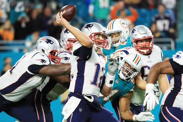 Tom Brady Miami Dolphins
