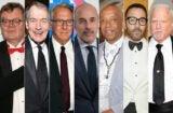 Garrison Keillor, Charlie Rose, Dustin Hoffman, Matt Lauer, Russell Simmons, Jeremy Piven, Richard Dreyfuss