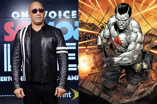 Vin Diesel to star in Sony's Bloodshot