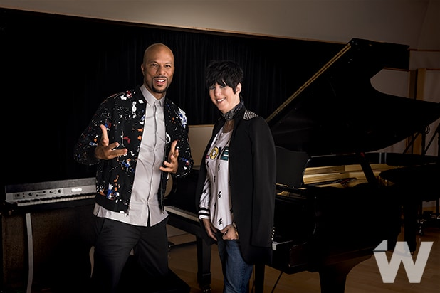 Common and Diane Warren